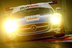 #10 GT Russian 梅赛德斯 SLS AMG GT3: 阿历克谢·瓦西里耶夫, 马尔科·阿斯玛, 卡里姆·阿尔阿扎里