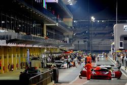 #88 Dragon Racing Ferrari 458 GT3: Mohammed Jawa, Sean Walkinshaw, Jordan Grogor