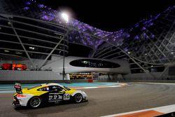 #50 Larbre Competition Porsche 991 GT3 Cup: Franck Labescat, Manuel Rodrígues, Christian Filippon, D