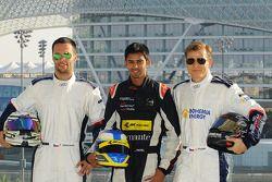 Aditya Patel, Jiri Pisarik, Filip Salaquarda