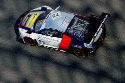 #75 ISR Audi R8 LMS GT3: Aditya Patel, Jiri Pisarik, Filip Salaquarda
