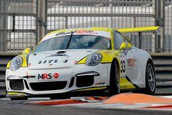 #33 MRS GT-Racing Porsche 991 GT3 Cup: Ralf Bohn, Siegfried Venema, Christian Engelhardt, Illya Meln