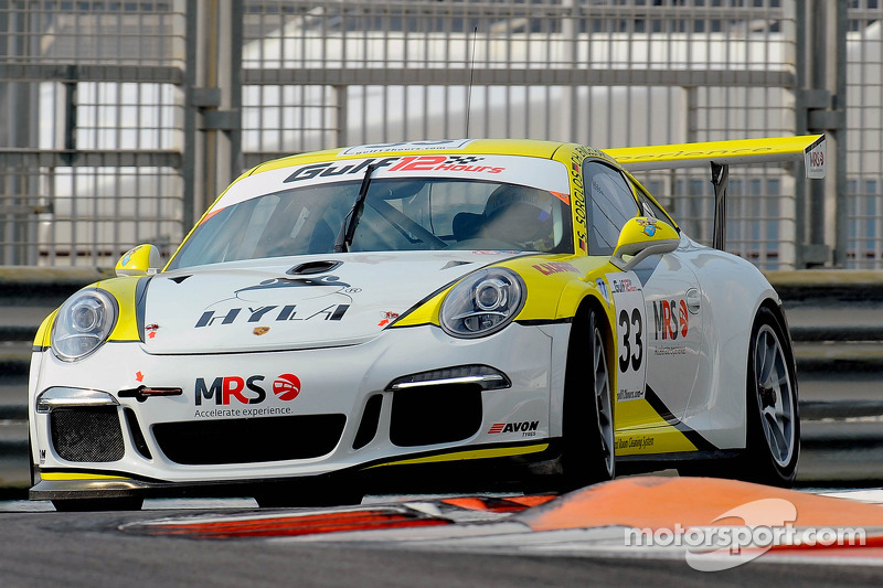 #33 MRS GT-Racing Porsche 991 GT3 Cup: Ralf Bohn, Siegfried Venema, Christian Engelhardt, Illya Melnikov