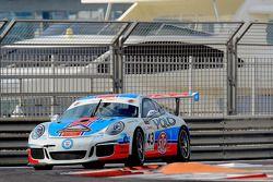 #43 STP Racing with Sopp Porsche 991 GT3 Cup: Matthew Telling, Liam Venter, Ryan Ratcliffe, Daniel W