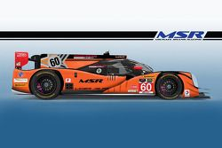 Michael Shank Racing Ligier JS P2 Honda