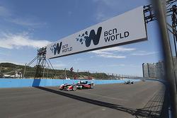 Карун Чандок. Этап Формулы Э в Пунта-дель-Эсте, пятничные тесты.