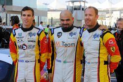 Mohammed Jawa, Sean Walkinshaw, Jordan Grogor