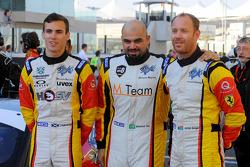 Mohammed Jawa, Sean Walkenshaw, Jordan Grogor