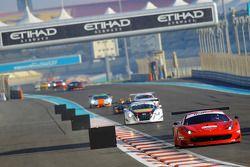 #4 AF Corse Ferrari 458 GT3: Filipe Barreiros, Piergiuseppe Perazzini, Marco Cioci