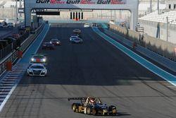 #45 Avelon Formula Wolf GB08: Ivan Bellarosa, Guglielmo Belotti, Ricardo Teixeira