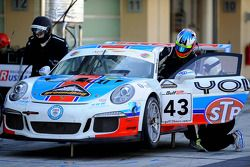 #43 STP Racing with Sopp Porsche 991 GT3 Cup: Matthew Telling, Liam Venter, Ryan Ratcliffe, Daniel Welch