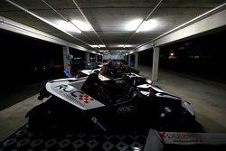 Les voitures dans le garage
