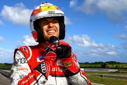 El ganador Tom Kristensen