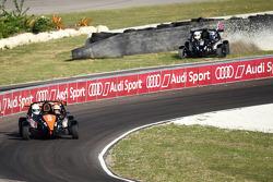 David Coulthard trop large et Tom Kristensen vainqueur