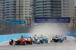 Start: Nelson Piquet Jr., China Racing lider