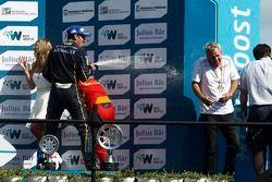 Vainqueur: Sébastien Buemi, e.dams-Renault