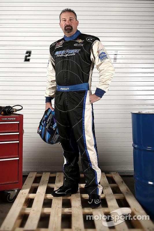 NASCAR K&N Pro Series West champion Greg Pursley