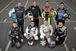 Ben Rhodes, Greg Pursley, Abraham Calderon, Anthony Anders, Louis-Philippe Dumoulin, Anthony Kumpen,