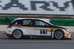 #11 Formula Racing Seat León: José Antonio Monroy, Mikkel Mac, Lars Steffensen, Bo McCormick, Johnn