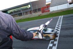 #11 Formula Racing Seat Leon: Jose Antonio Monroy, Mikkel Mac, Lars Steffensen, Bo McCormick, Johnny