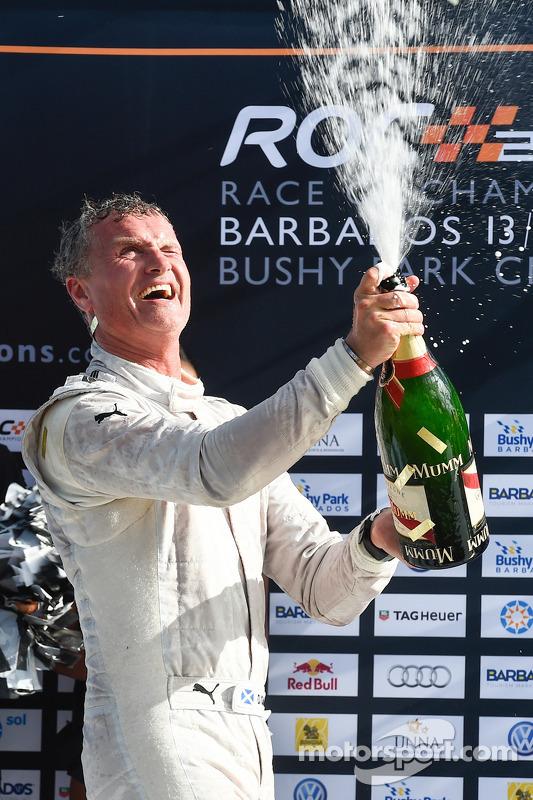 Vencedor David Coulthard