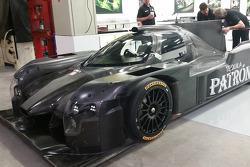 Extreme Speed Motorsports HPD ARX-04b - Premiers essais