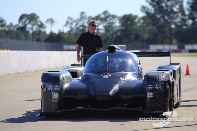 Extreme Speed Motorsports HPD ARX-04b hace pruebas por primera vez