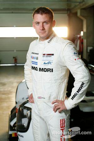 Nick Tandy, Porsche Takımı