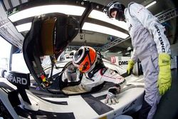 Nico Hulkenberg, Porsche Team