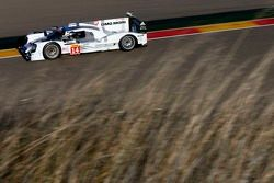 #14 Porsche Team Porsche 919 Hybrid en pruebas