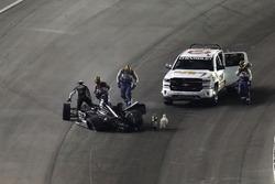 Авария: Эд Карпентер, Ed Carpenter Racing Chevrolet
