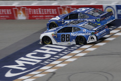 Alex Bowman, Hendrick Motorsports, Chevrolet Camaro Nationwide Martin Truex Jr., Furniture Row Racing, Toyota Camry Auto-Owners Insurance