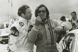 Allan Moffat and John Goss