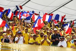 Franse fans