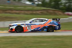 #72 Robinson Racing Chevrolet Camaro GT4: Shane Lewis