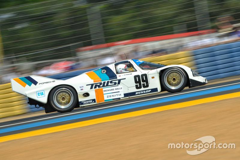 Porsche 962C 1991