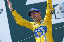 Podium : le vainqueur Max Biaggi