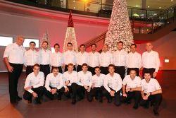De Audi Sport-fabriekscoureurs