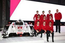 Pilotes Audi LMP1