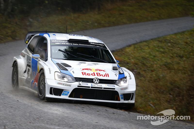 2014: Себастьен Ожье, Volkswagen Polo R WRC