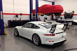 El nuevo DragonSpeed Porsche 911 GT3