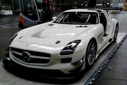 El nuevo DragonSpeed Mercedes SLS AMG GT3