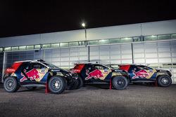 Peugeot final preparations