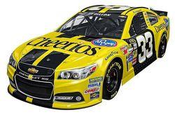 2015 renk düzeni, Ty Dillon, Richard Childress Racing