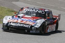 Mauricio Lambiris, Werner Competicion Ford