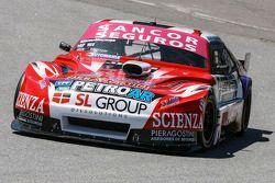 Jose Manuel Urcera, JP Racing Chevrolet