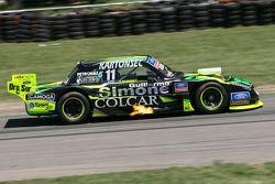 Mauro Giallombardo, Martinez Competicion Ford