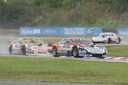 Matias Rodriguez, UR Racing Dodge Leonel Pernia, Coiro Dole Racing Chevrolet