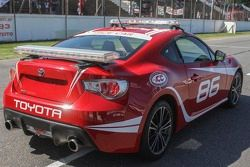 Safety car Toyota