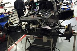 Ligier JS P2 Honda en el taller de Michael Shank Racing
